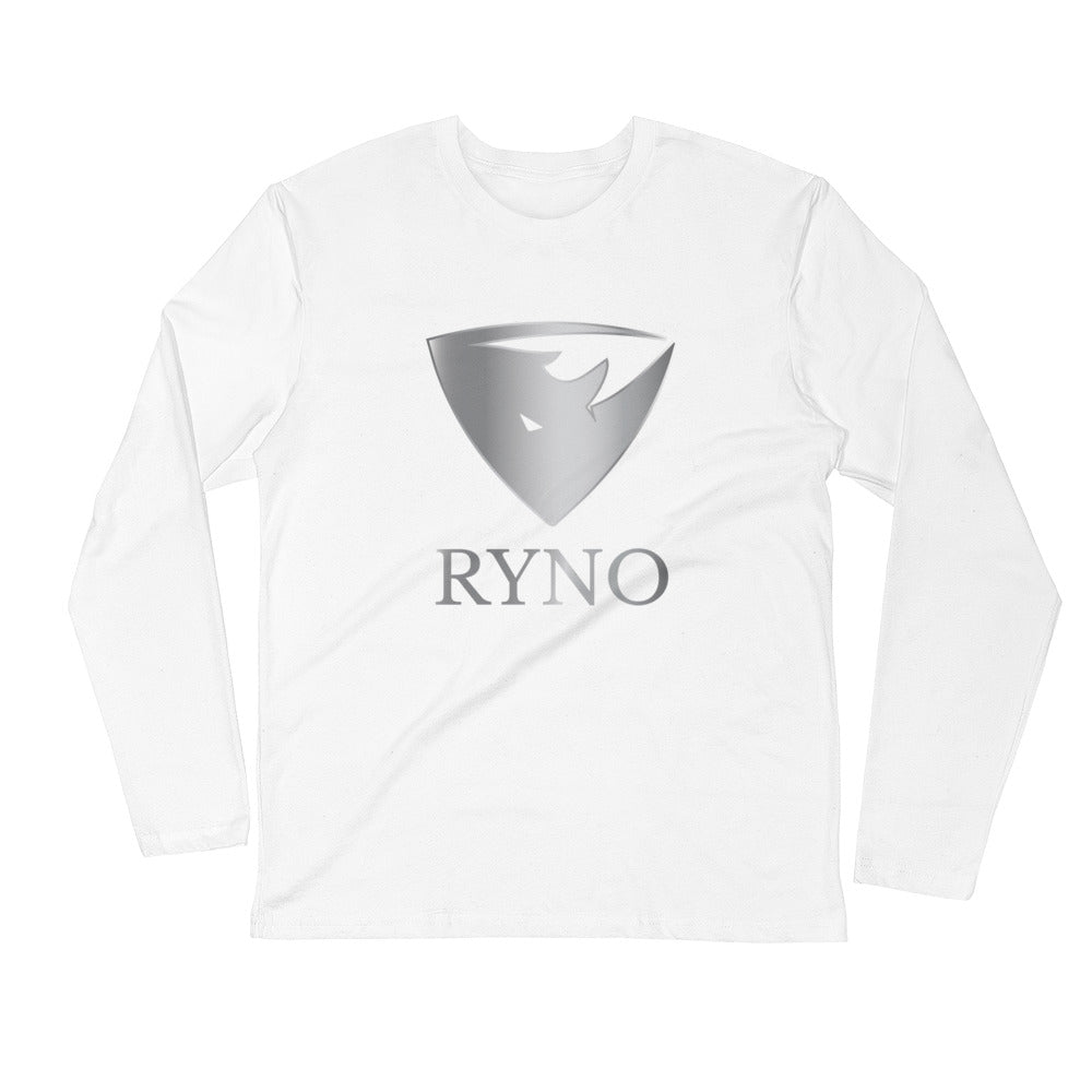 Ryno - Long Sleeve Fitted Crew