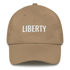 Liberty Children's Home - Big Text Dad Hat