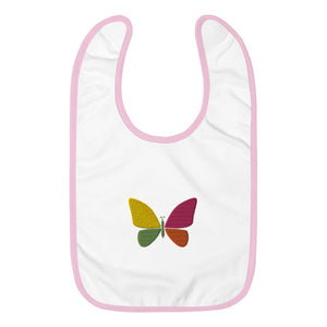 Liberty Children's Home - Embroidered Baby Bib