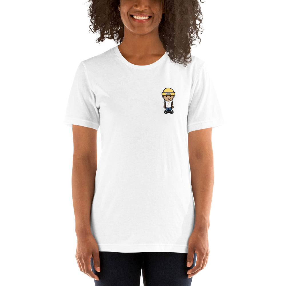 Team Mish Logo - Short-Sleeve Unisex T-Shirt