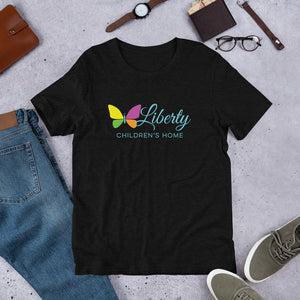 Liberty Children's Home - You Better Belize It! Short-Sleeve Unisex T-Shirt