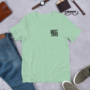 Team Mish - Short-Sleeve Unisex T-Shirt