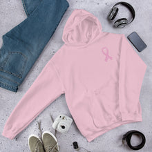 Load image into Gallery viewer, Breast Cancer Awareness - Whatever You Call Them Hoodie
