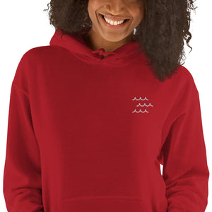 Protect Our Oceans - Be the Wave Hooded Sweatshirt