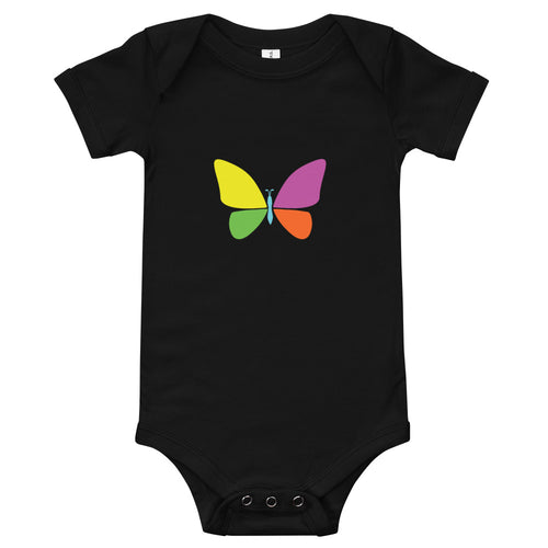 Liberty Children's Home - Butterfly Logo Onesie
