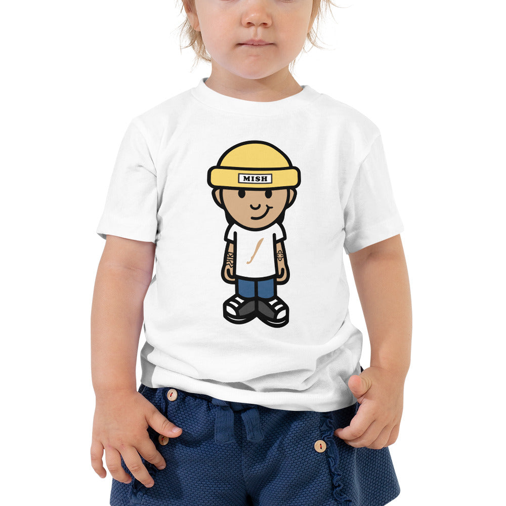 Team Mish - Toddler Short Sleeve Tee