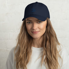 Load image into Gallery viewer, Protect Our Oceans - Be the Wave Dad Hat