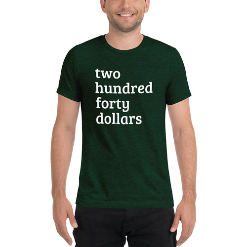 Operation Smile - Two Hundred Forty Dollars Shirt