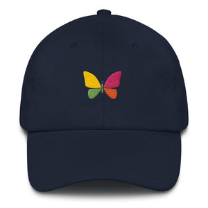 Liberty Children's Home - Butterfly Logo Dad Hat