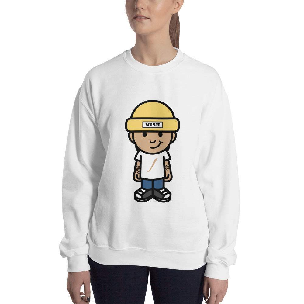 Team Mish Logo - Sweatshirt