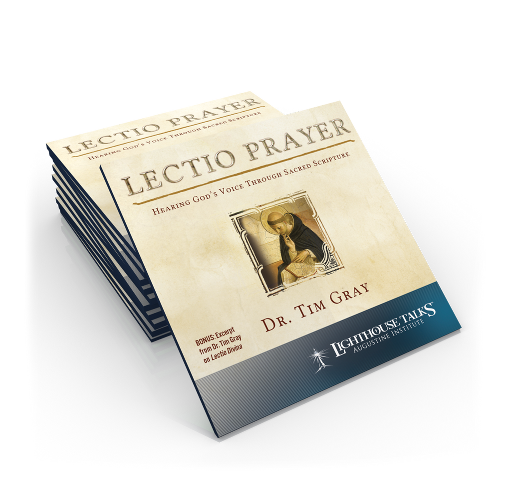 Lectio Prayer: Hearing God's Voice Through Sacred Scripture - Case of 25