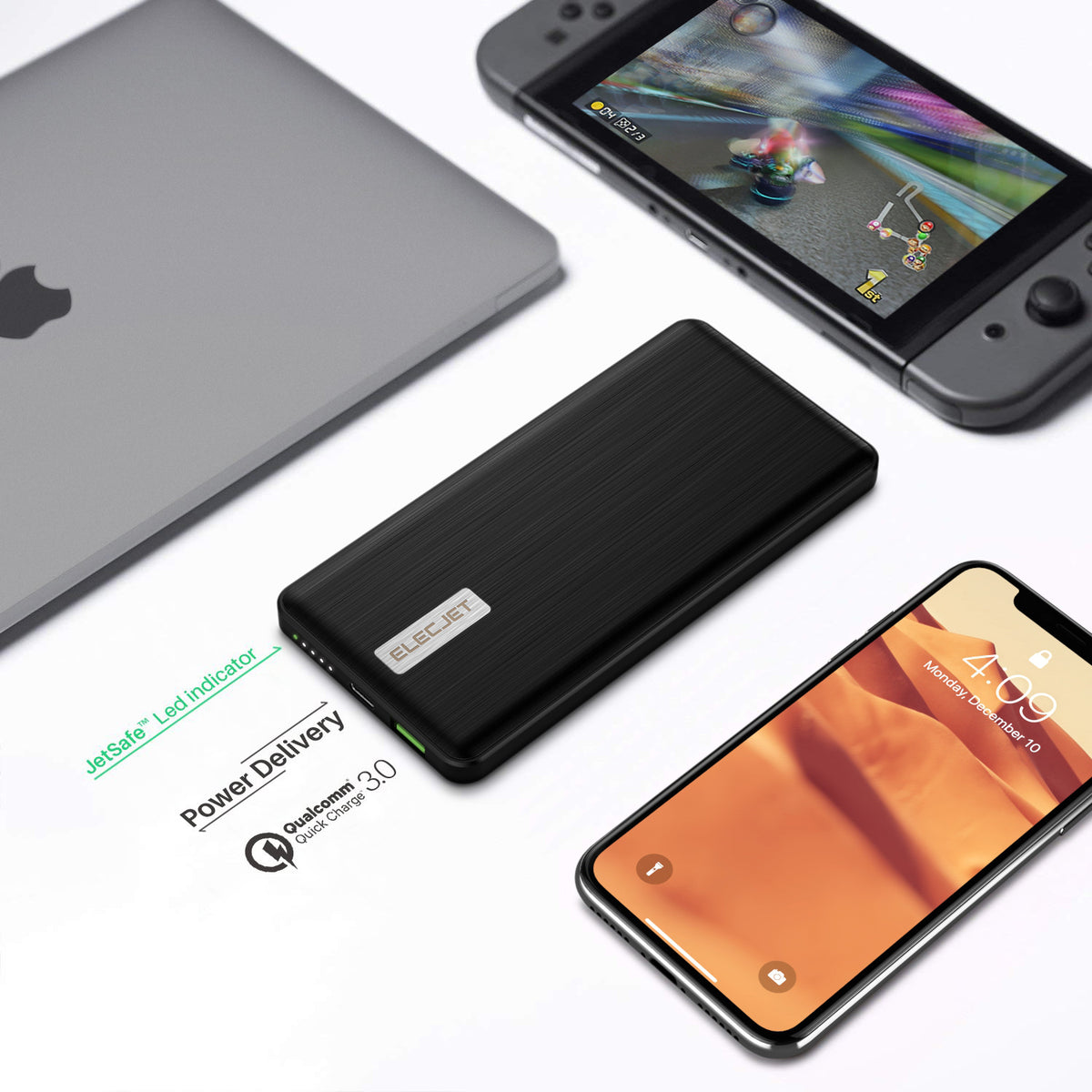 Apollo Traveller | Super Fast Charging Graphene Power Bank