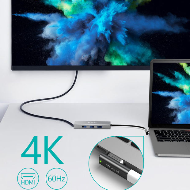 MagJet S |  Magnetic USB C Adapter  | 100W PD Fast Charge