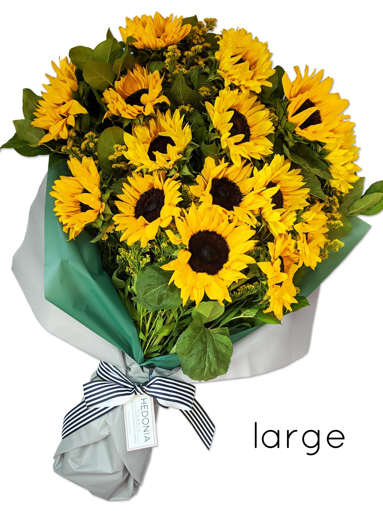 Hedonia flowers designer bouquets for the 21st century nosadflowers sunflower bouquet from hedonia flowers premium flowers with free next day delivery to chicago izmirmasajfo