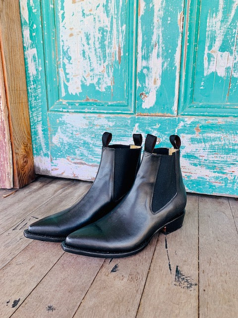 The Frankie Boot 'Black'