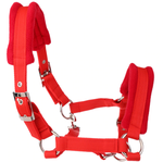 Padded Fleece Horse Halter