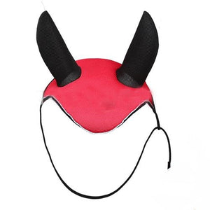 Protective Ear Bonnet For Horses