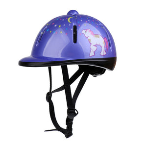 Children's Adjustable Horse Riding Helmet