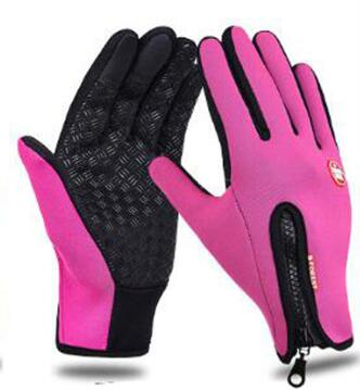 Equestrian Riding Gloves With Touch Screen Feature