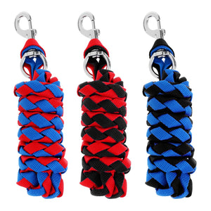 Braided Equestrian Lead Rope