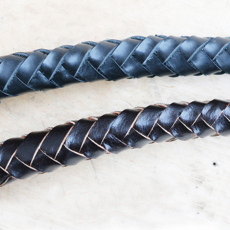 Hand Made Braided Riding Whip