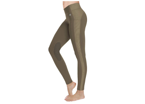 Women's Ventilated Equestrian Riding Tights