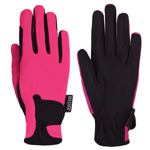 Youth Kids Equestrian Horseback Riding Gloves