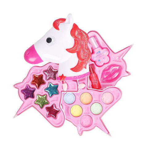 Glamour Unicorn Make-up Toy Kit - Unicornia