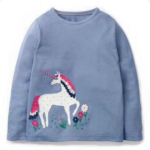 Garden Unicorn Jumper - Unicornia