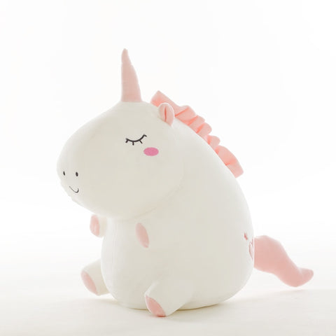 Cute White Unicorn Toy - Unicornia
