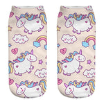 Flying Unicorn Socks - Unicornia