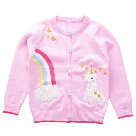 Stardust Mini Unicorn Jumper - Unicornia
