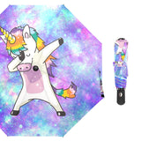 Dabbing Unicorn Umbrella - Unicornia