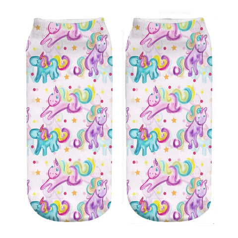 Magical Unicorn Socks - Unicornia
