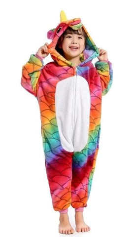Ray Kids Unicorn Onesie - Unicornia