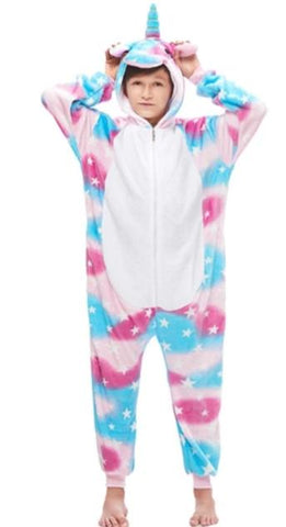 Dreamy Star Kids Unicorn Onesie - Unicornia