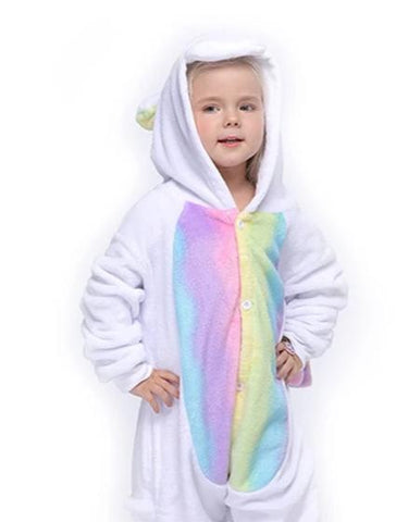Baby Mix-Color Unicorn Onesie - Unicornia