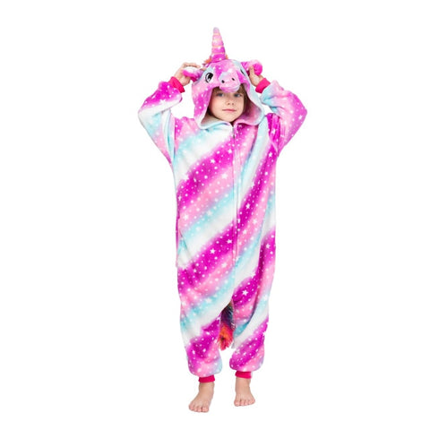 Into The Stars Kids Unicorn Onesie - Unicornia