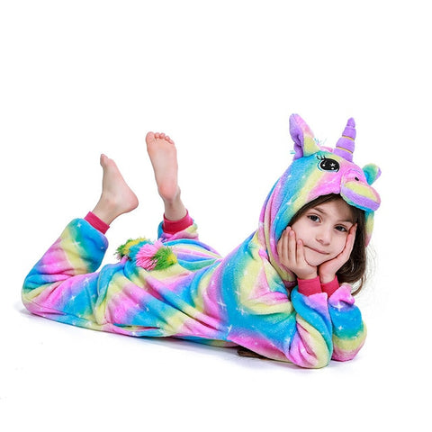 Little Shiny Star Kids Unicorn Onesie - Unicornia