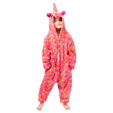 Red Star Kids Unicorn Onesie - Unicornia