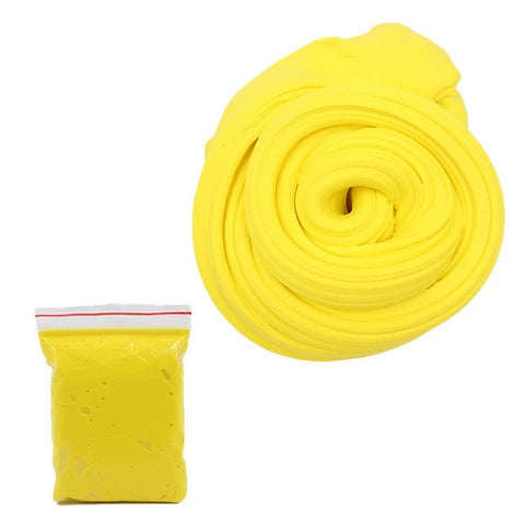 20g Yellow Unicorn Slime - Unicornia