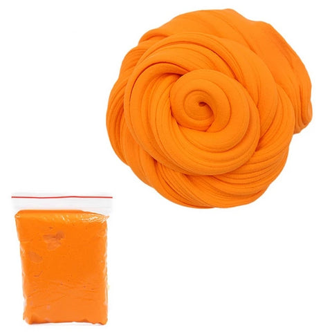 20g Orange Unicorn Slime - Unicornia