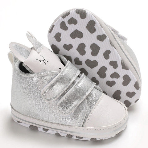 Silver Unicorn Sneakers - Unicornia