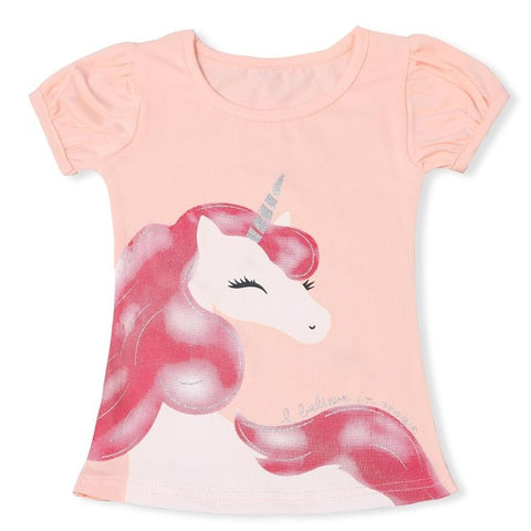 Bella Unicorn T-shirt - Unicornia