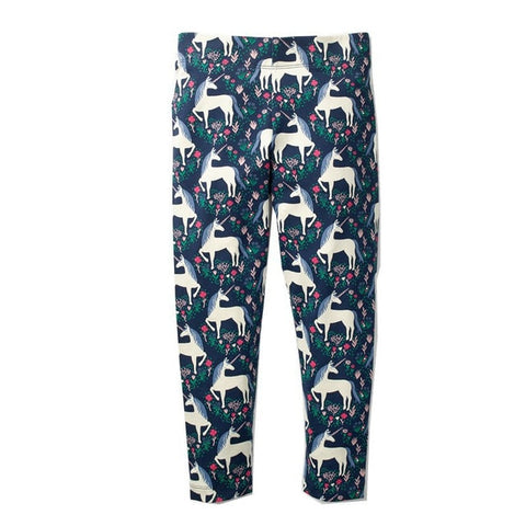 Flower Unicorn Legging - Unicornia