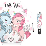 U & Me Unicorn Umbrella - Unicornia
