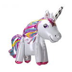 Unicorn 3D Party Balloon - Unicornia