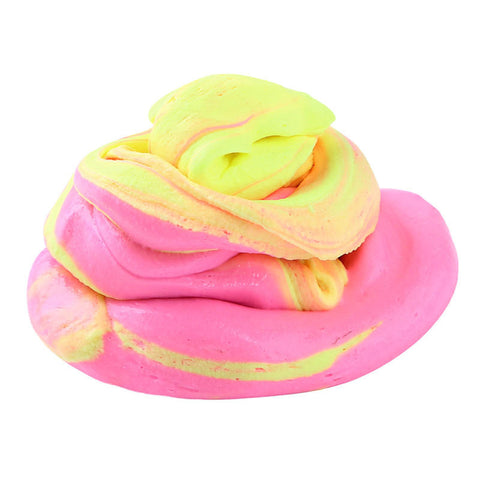 30g Yellow & Pink Unicorn Slime - Unicornia