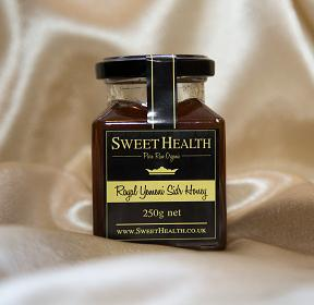 Pure, Raw, Organic Yemeni Sidr Honey (Royal A+)