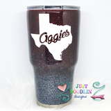 Texas A and M Tumbler | Aggie gift | Graduation